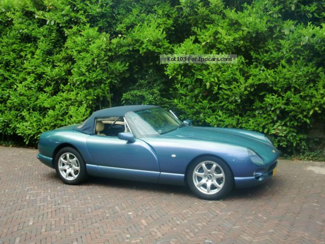 2003 TVR Griffith #1