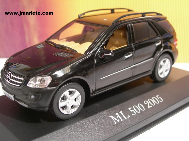 2005 Mercedes-Benz ML #13