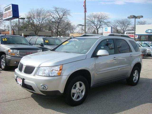2007 Pontiac Torrent #10
