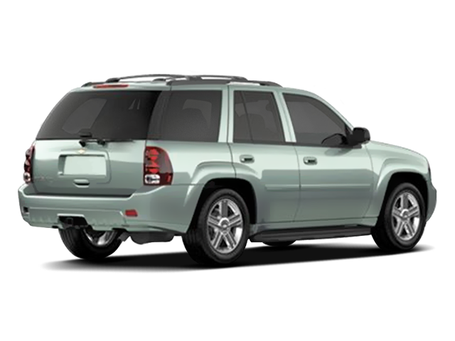 2009 Chevrolet Trailblazer #3