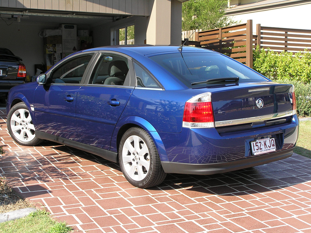 2005 Holden Vectra #3