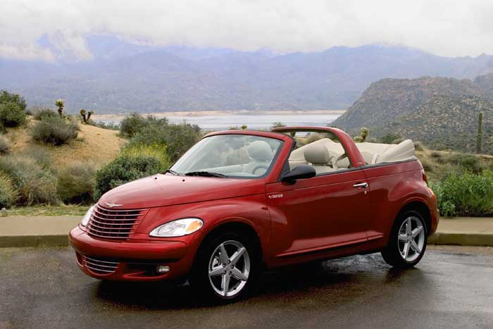 2005 Chrysler Pt Cruiser #13
