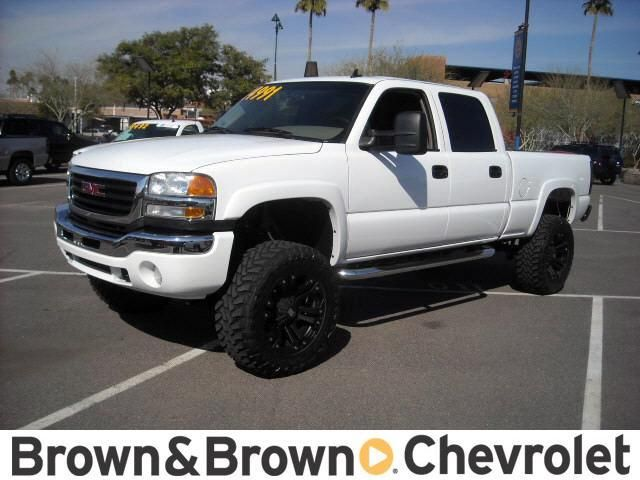 2006 GMC Sierra 2500hd #16