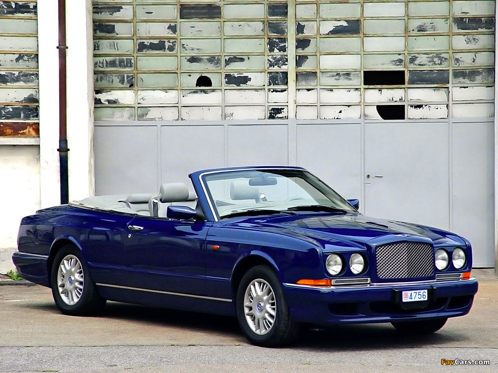 2003 Bentley Azure #13