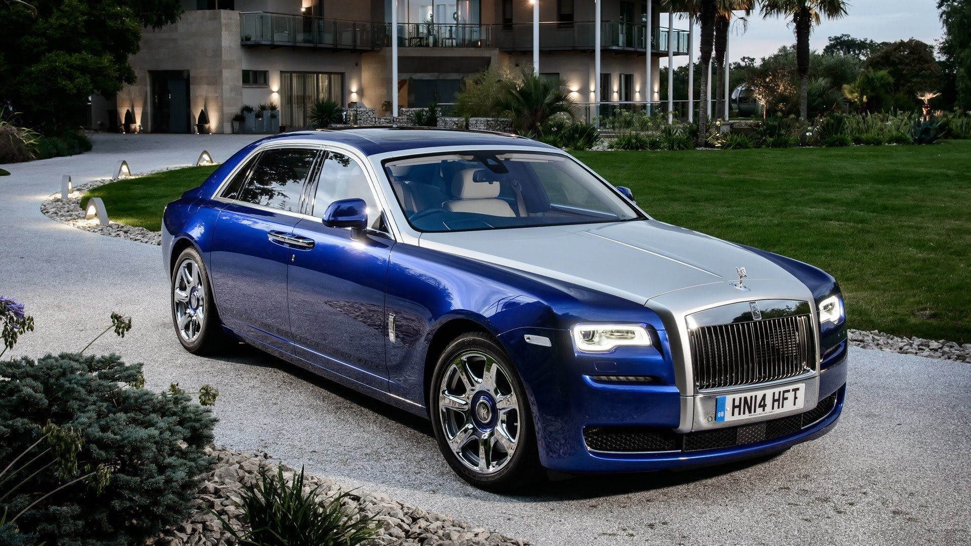 Rolls royce Ghost Series Ii #13