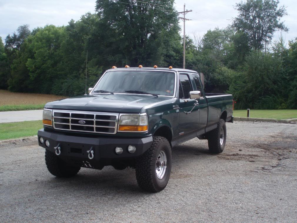 1994 Ford F-250 #8