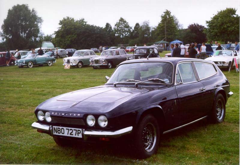 1997 Reliant Scimitar #2