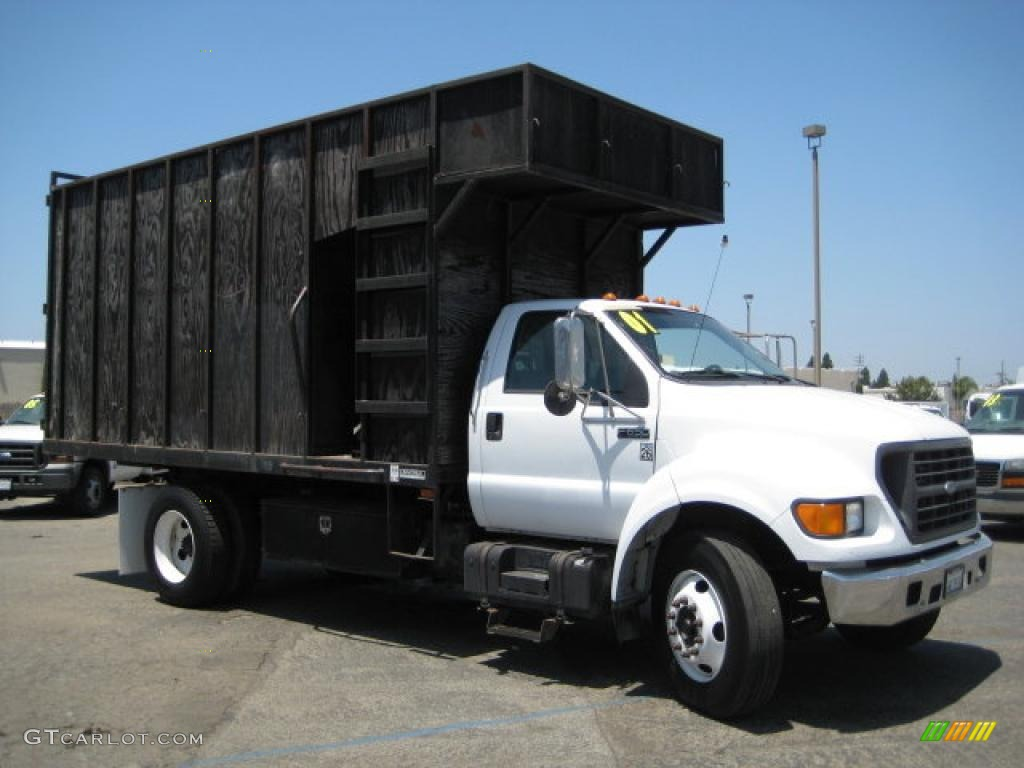 2001 Ford F 650 Photos Informations Articles 1969 Dump Truck 7