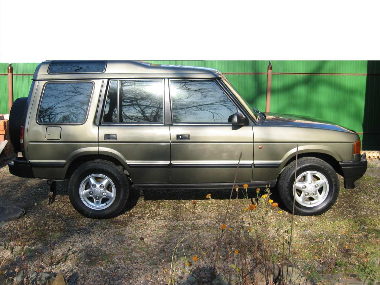 1997 Land Rover Discovery #7