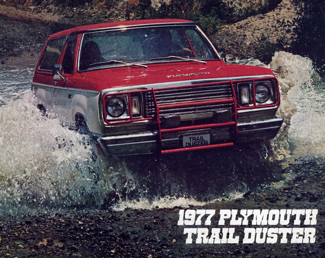 1977 Plymouth Trail Duster #2