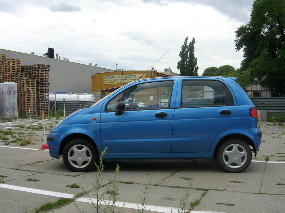 2008 daewoo matiz photos informations articles. Black Bedroom Furniture Sets. Home Design Ideas