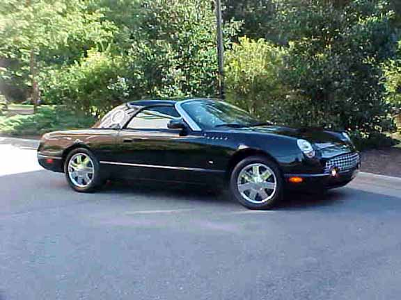 2003 Ford Thunderbird #8
