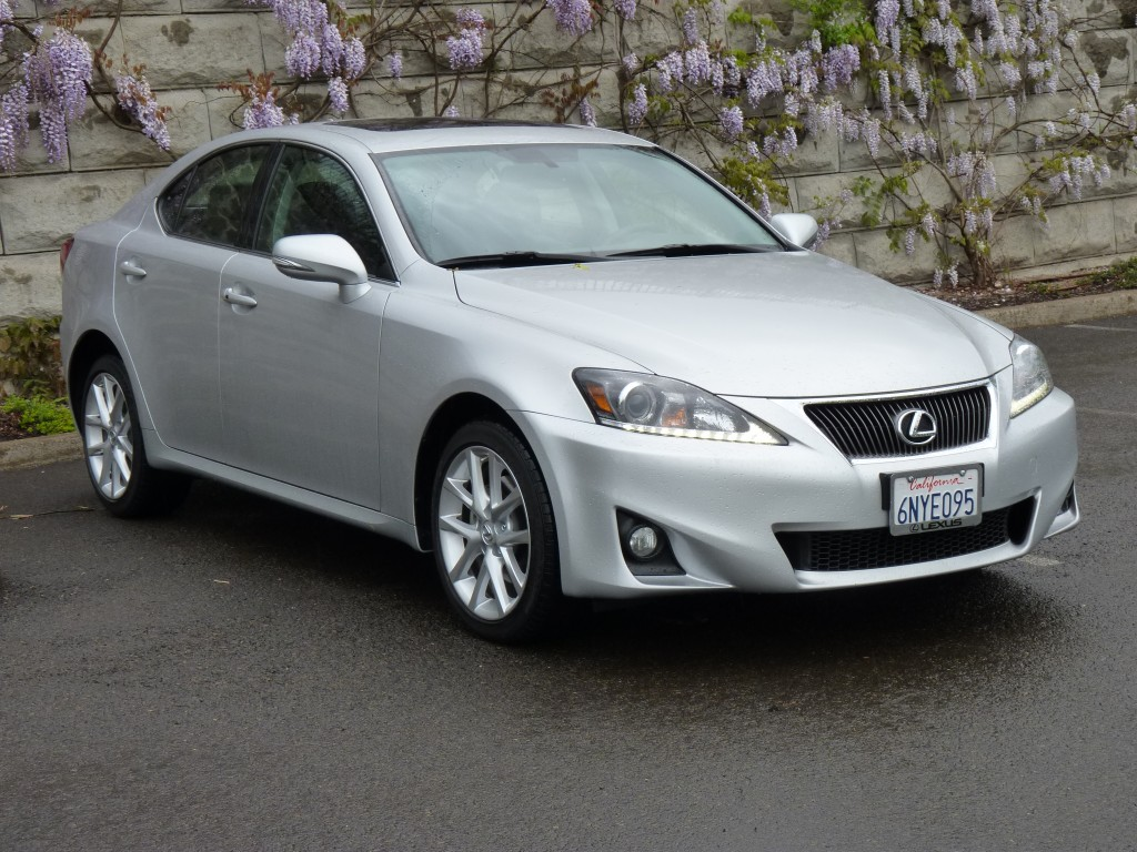2012 Lexus IS #4