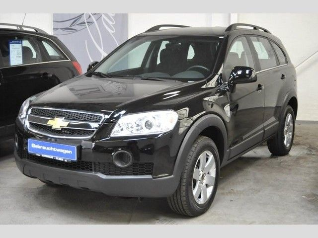 2008 Chevrolet Captiva Photos Informations Articles