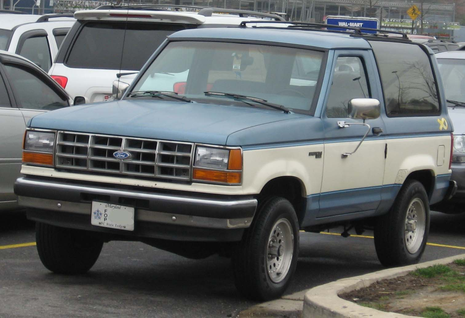 Ford Bronco Ii #11