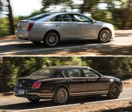 2013 Bentley Continental Flying Spur Speed #8