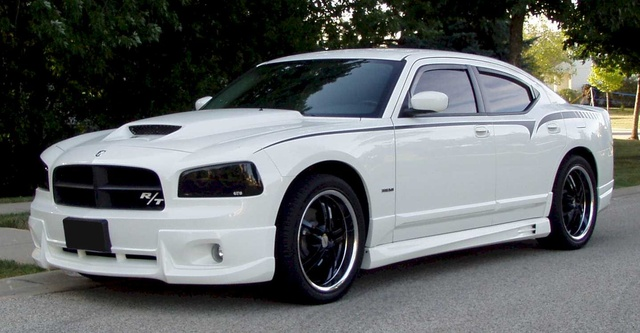 2008 Dodge Charger #8
