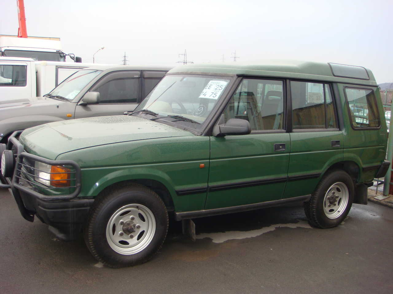1998 land rover discovery photos informations articles. Black Bedroom Furniture Sets. Home Design Ideas