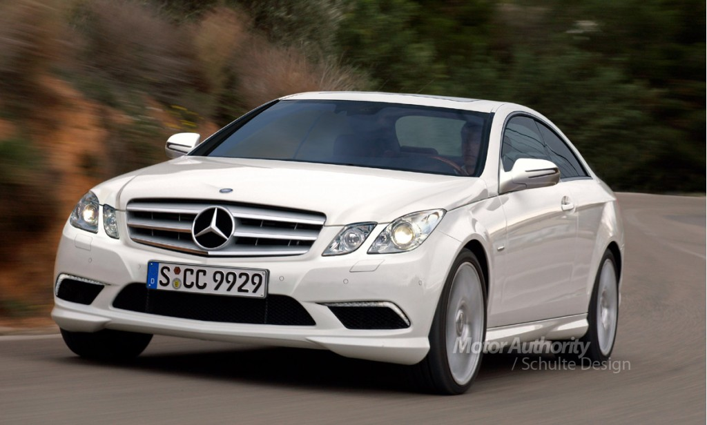 2009 Mercedes-Benz CLK #8