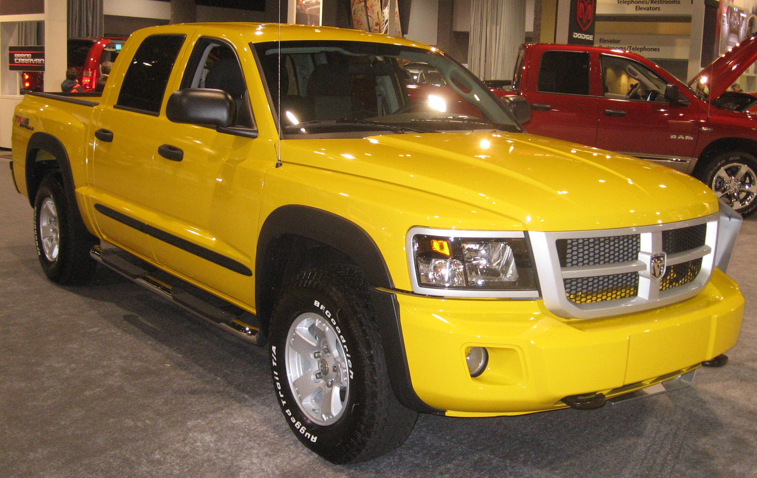 2008 Dodge Dakota #7