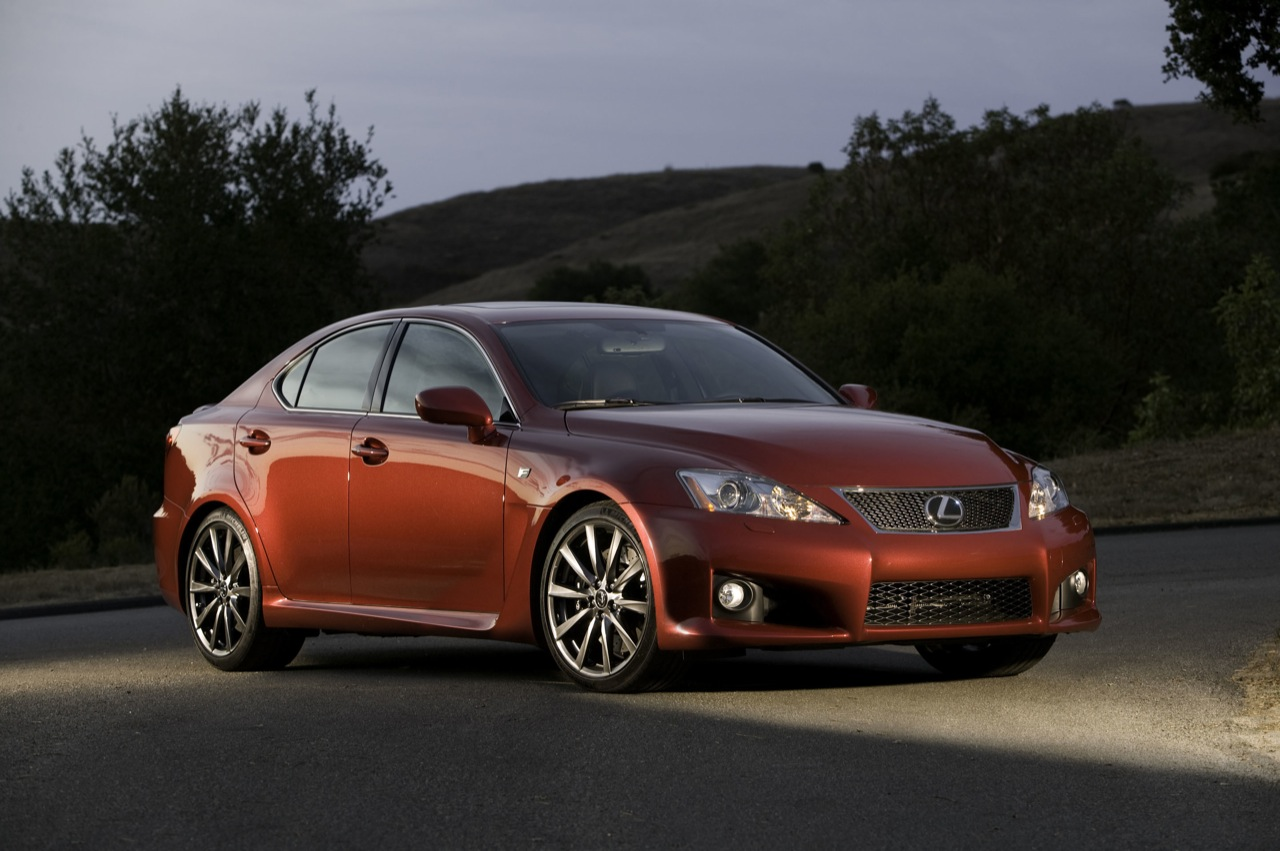 2010 Lexus Is F #8