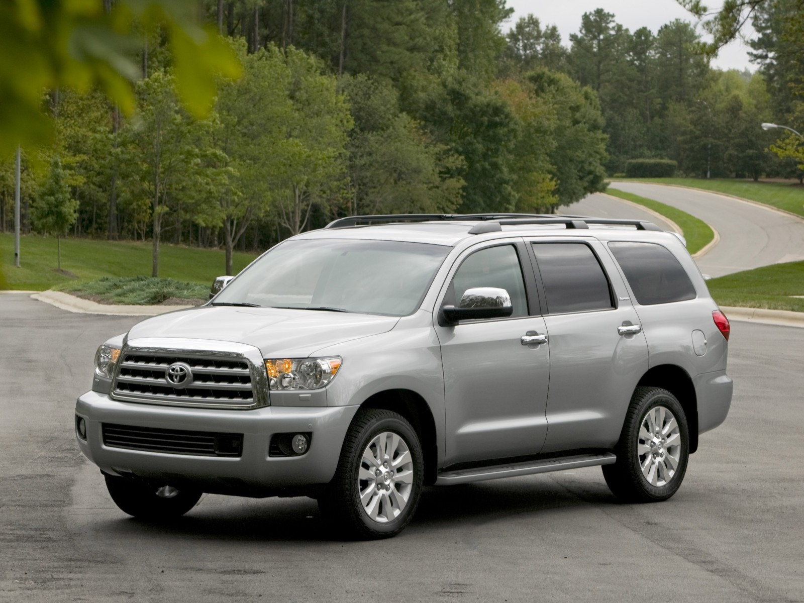 2011 Toyota Sequoia s Informations Articles BestCarMag