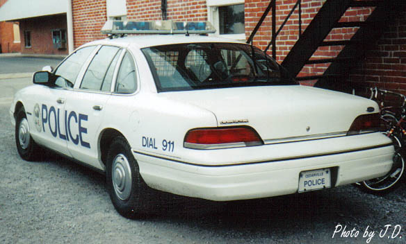 1992 Ford Crown Victoria #14