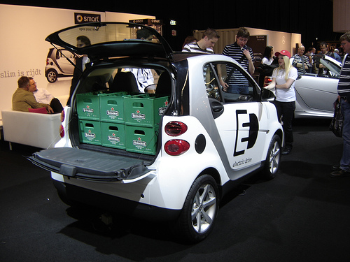 2009 Smart Fortwo #16