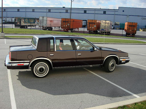 1990 Chrysler New Yorker #9