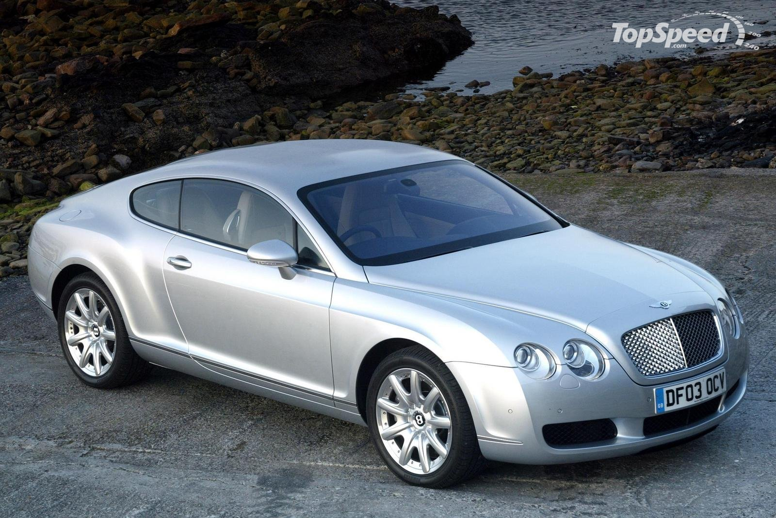 2006 Bentley Continental Gt #7