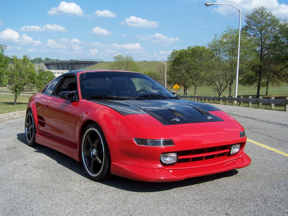 1992 Toyota Mr2 #17