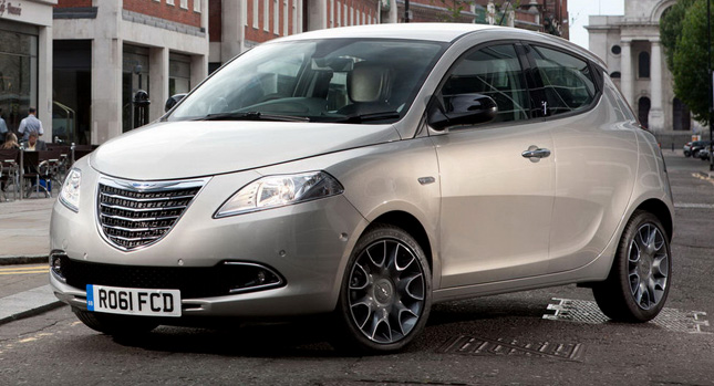 Chrysler Ypsilon #10