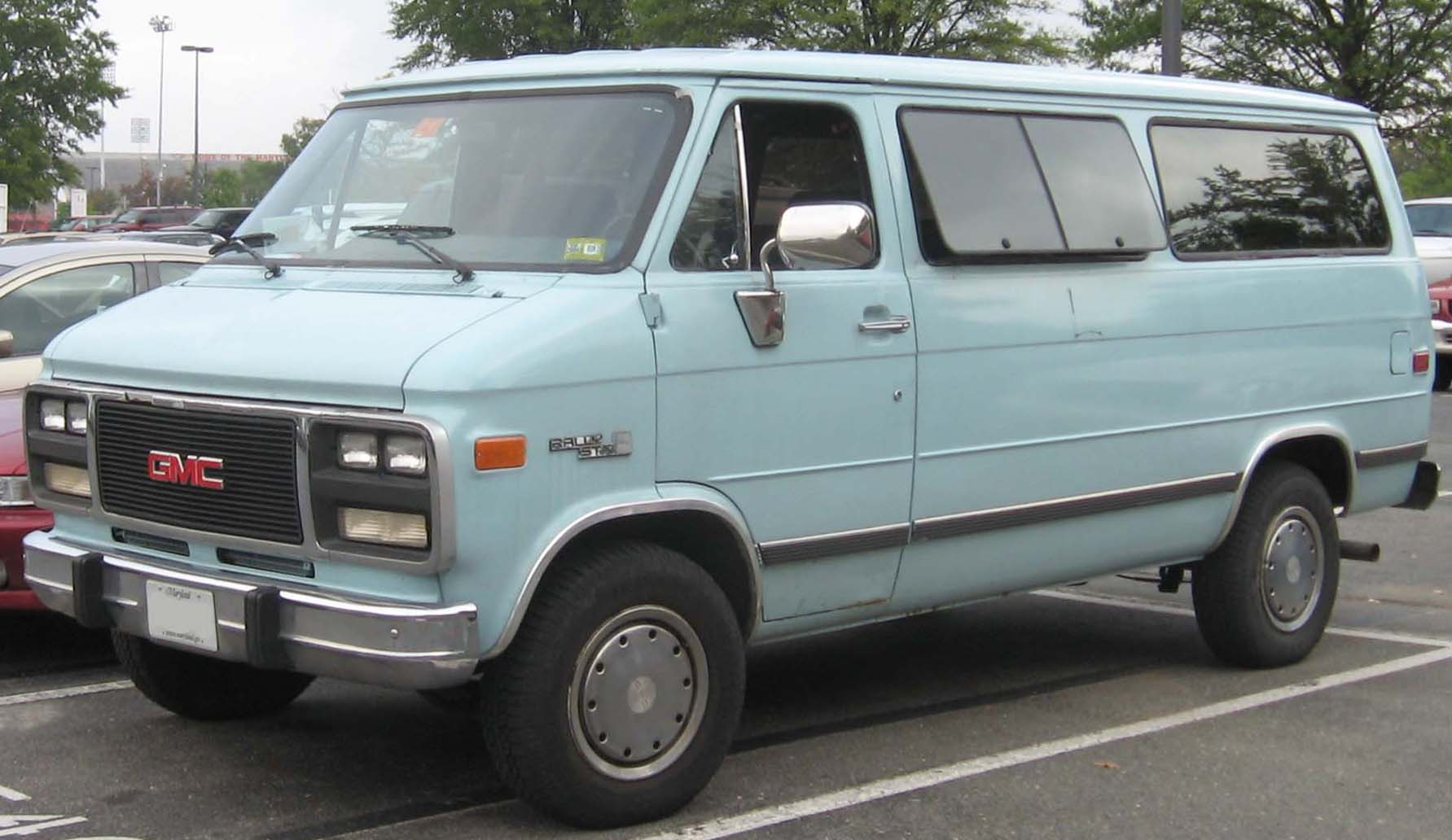 1991 gmc vandura photos informations articles bestcarmag 1991 Mustang Wiring Diagram 1991 gmc vandura 17