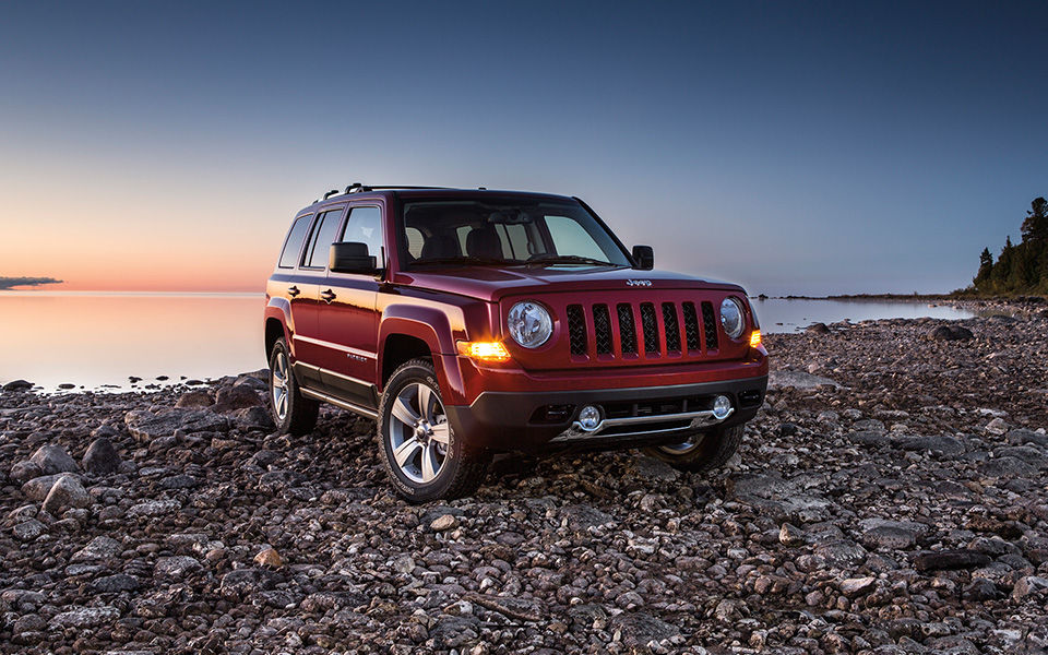 2015 Jeep Patriot #11