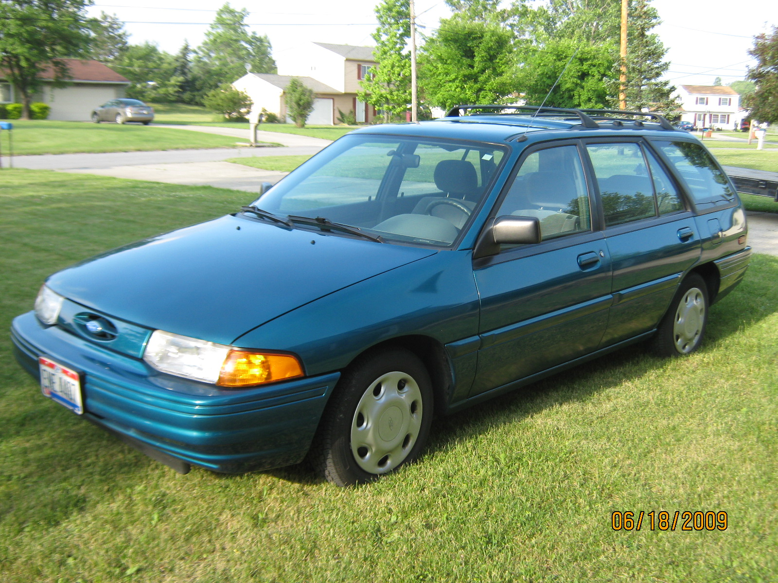 Used 1994 Ford Escort Wagon Pricing - For Sale Edmunds