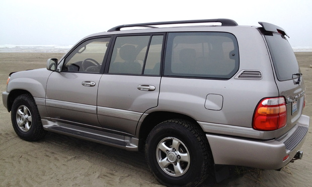 2002 Toyota Land Cruiser #16