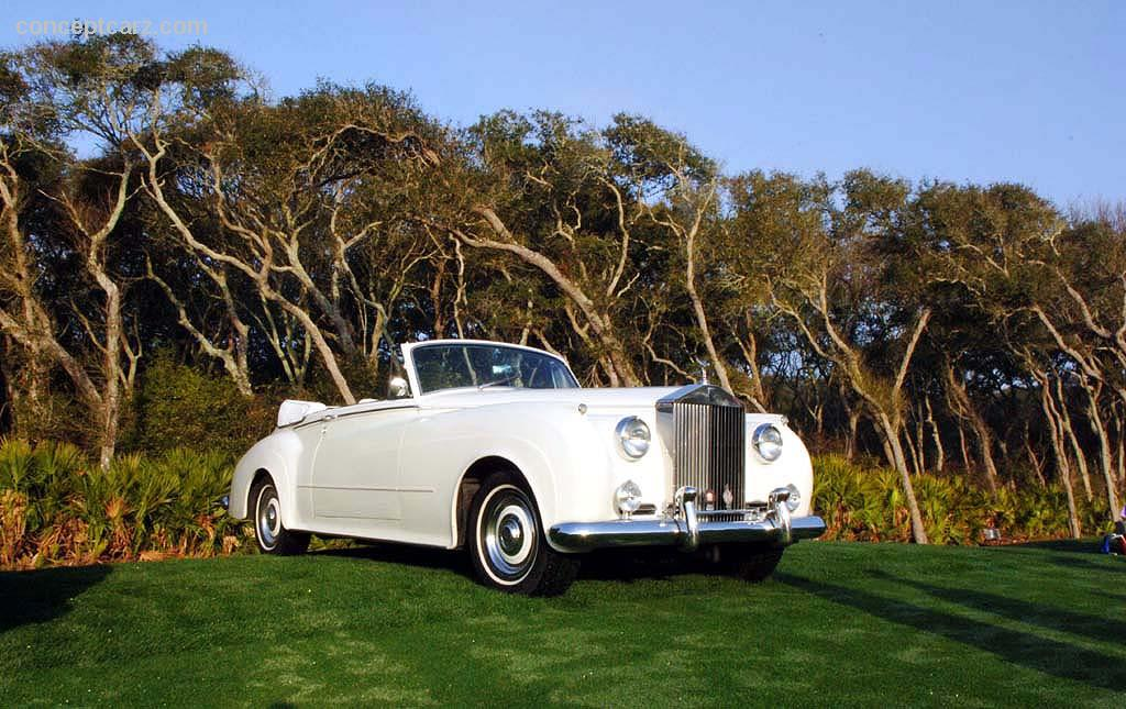 1960 Rolls royce Silver Cloud #17