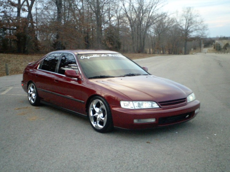 1996 Honda Accord #18