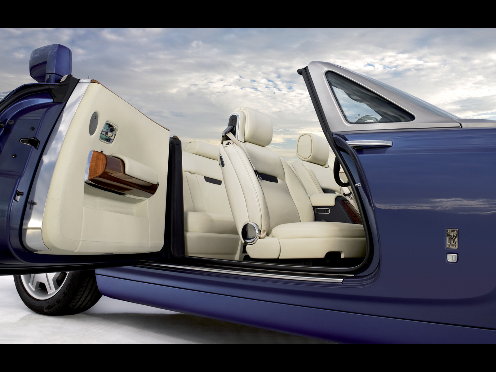 2008 Rolls royce Phantom Drophead Coupe #17