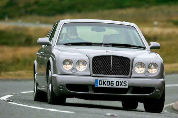 2007 Bentley Arnage #6