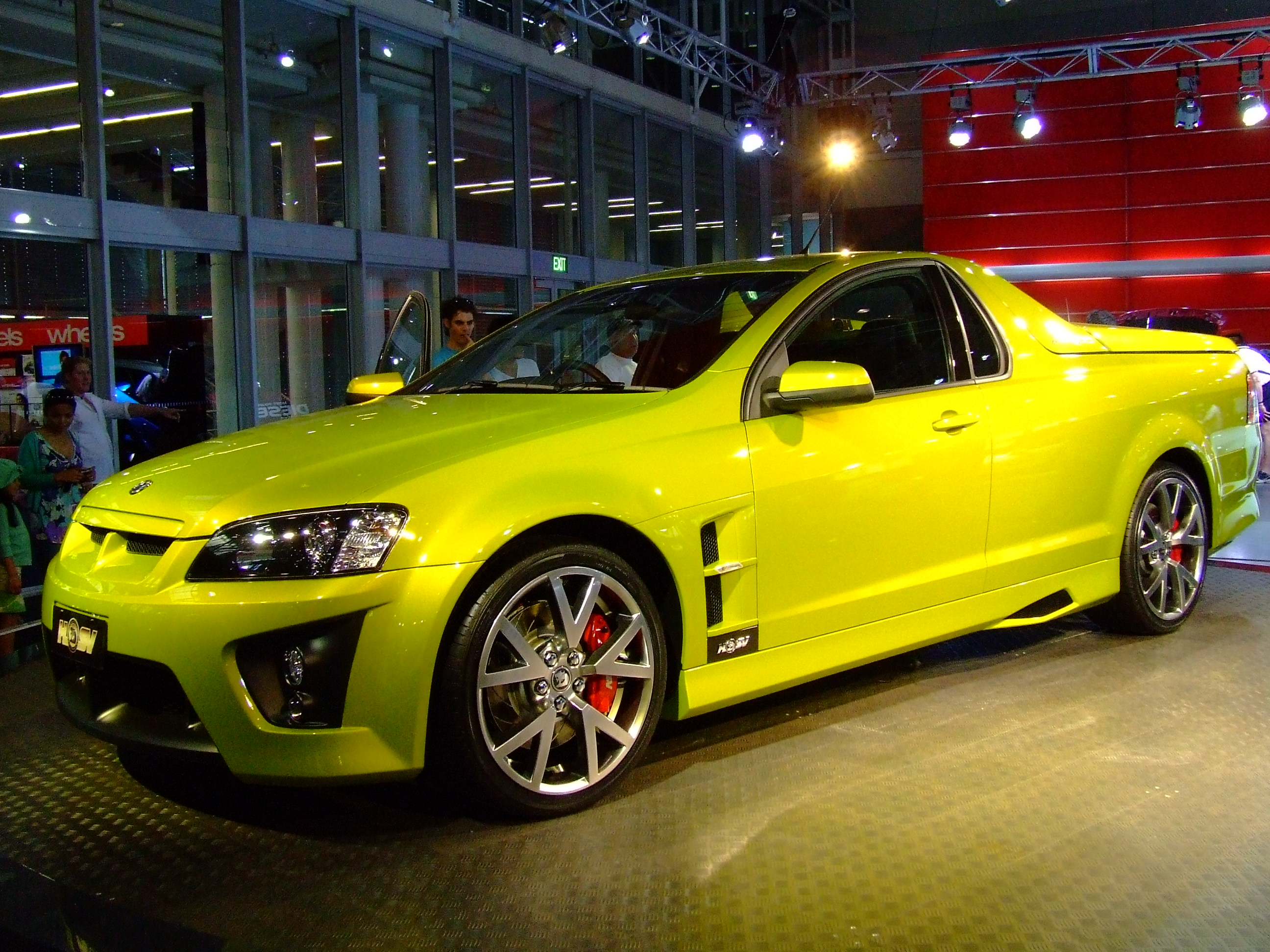 Holden HSV #12