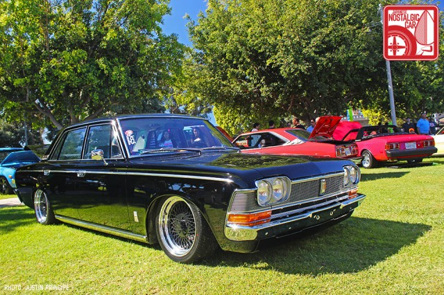 1969 Toyota Crown #14