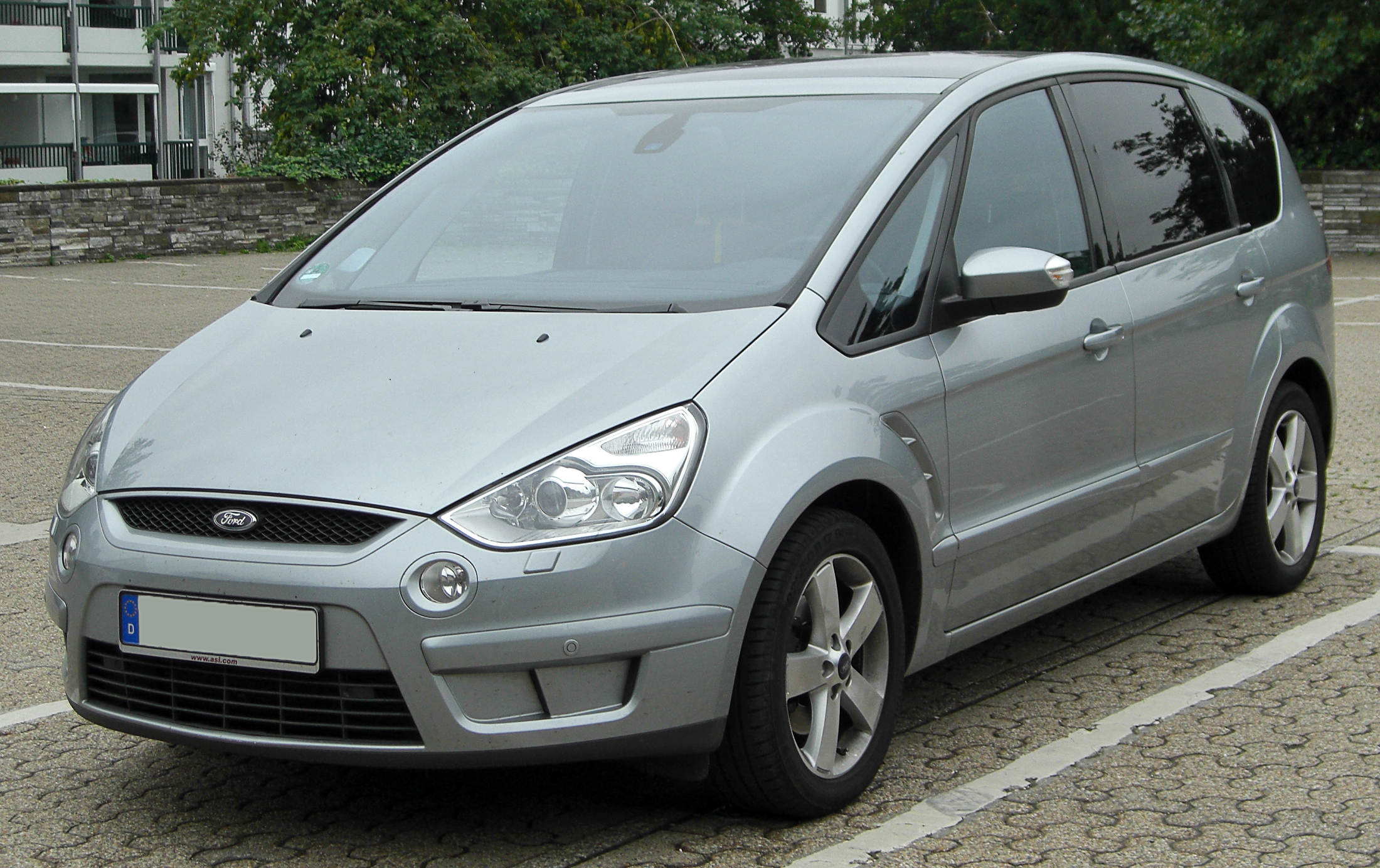 2012 Ford S-Max #8
