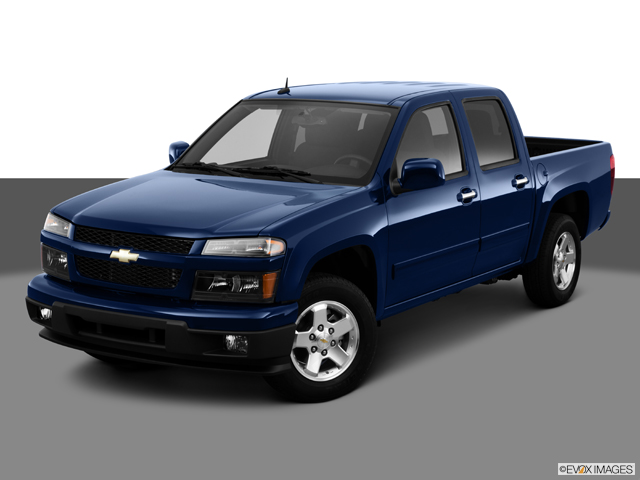 2011 Chevrolet Colorado #10