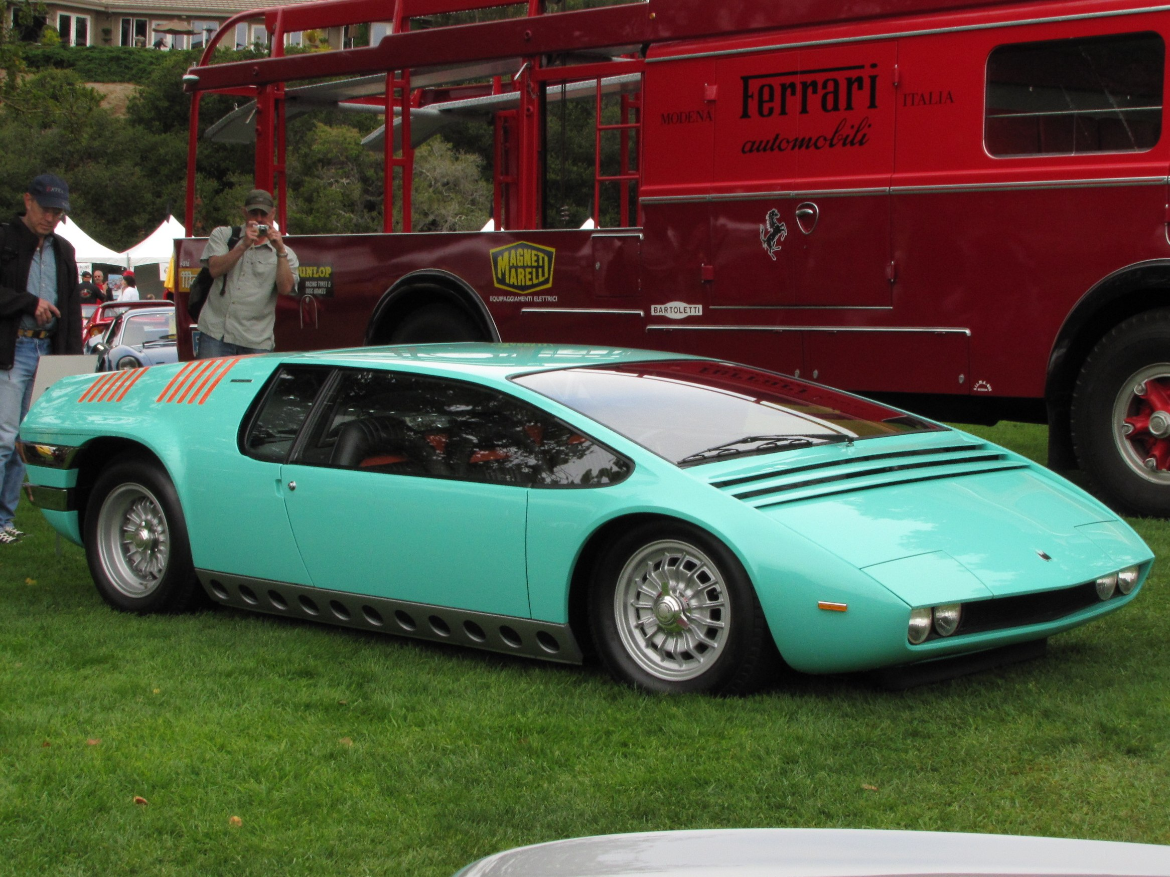 Bizzarrini Manta #18