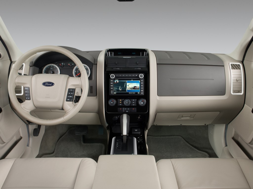 2011 Ford Escape Hybrid #3