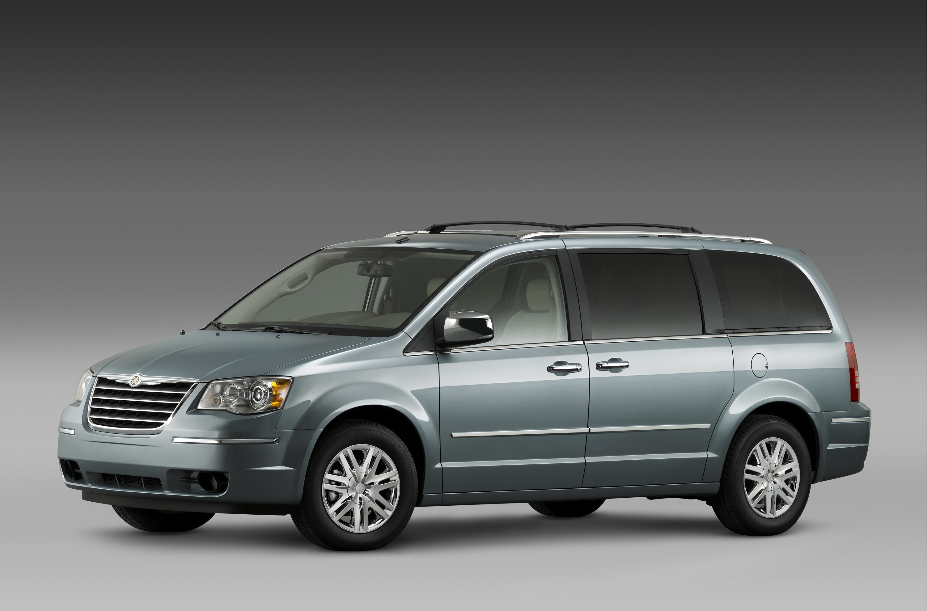 Chrysler Grand Voyager #4