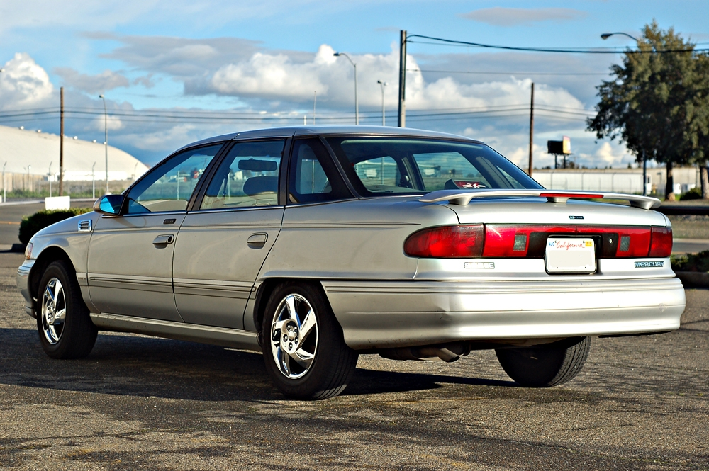 1995 Mercury Sable #8