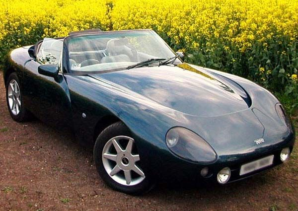 1991 TVR Griffith #4