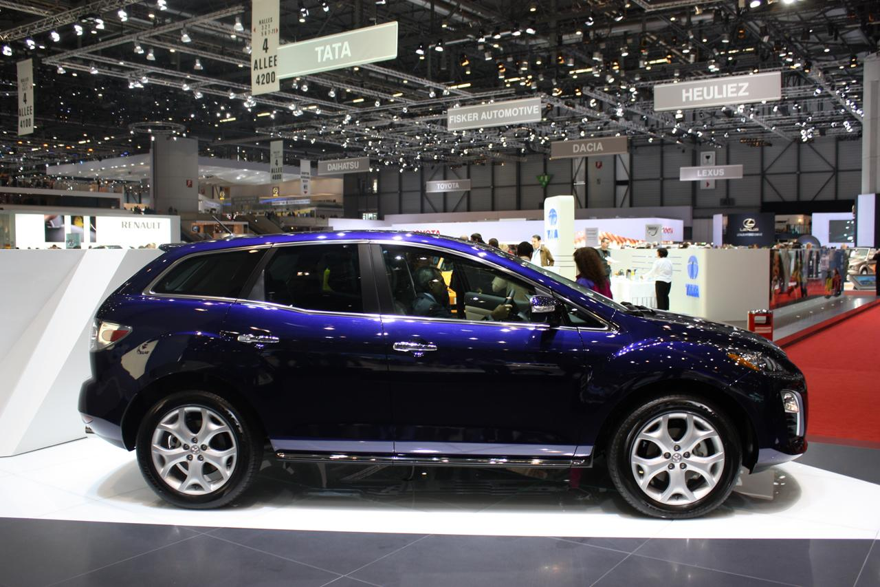2010 mazda cx 7 photos informations articles. Black Bedroom Furniture Sets. Home Design Ideas